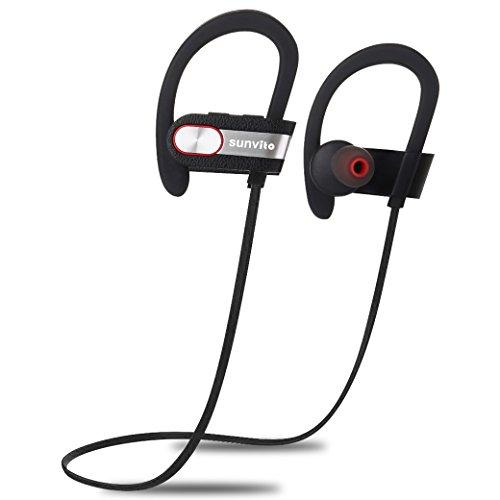Sunvito auricolari Wireless Bluetooth,impermeabili, auricolari In-ear wireless