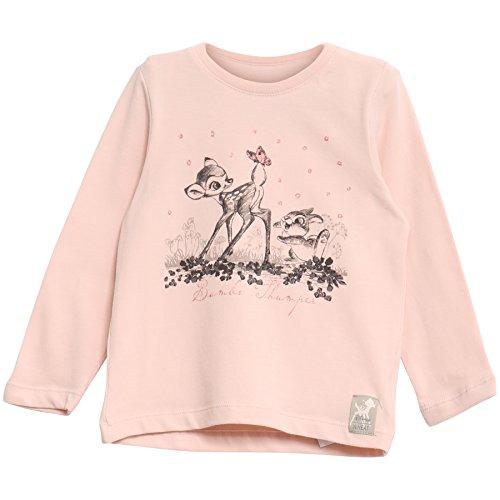 Wheat Baby-Mädchen T-Shirt Bambi and Thumper, Rosa (Powder 2400), 80 (Herstellergröße: 12m) (Bell T-shirt Mädchen)