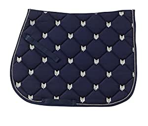 Centaur Foxes Saddle Pad - All Purpose by English Riding Supply