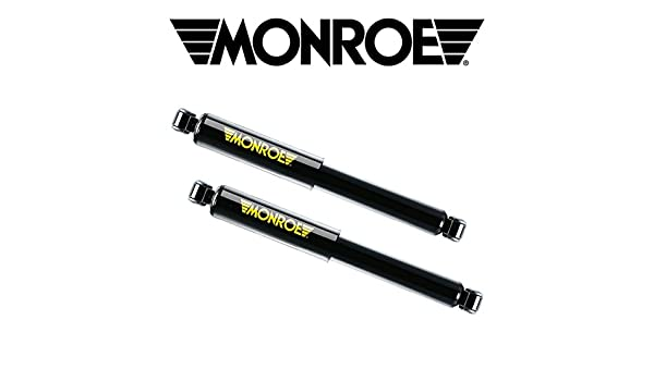 Pair Rear Shock Absorbers Monroe V2135 - 2 pieces: Amazon co uk: Car