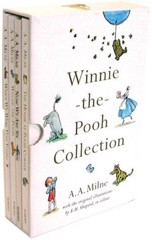 Winnie-the-Pooh Collection (Winnie the Pooh Colour P/Backs) by A. A. Milne (6-May-2004) Paperback