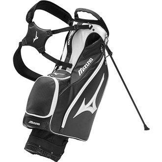 Mizuno BPROSTAND Sac de Golf Mixte Adulte, Noir