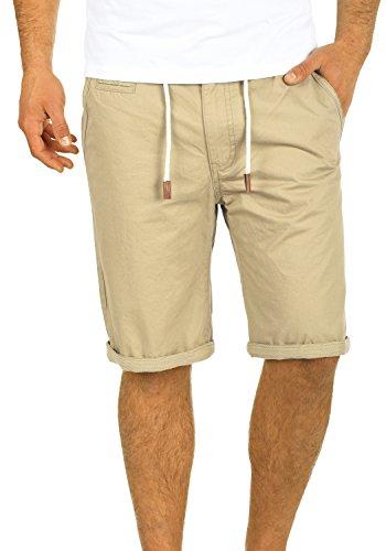 BLEND 20701249ME Chino Shorts, Größe:S;Farbe:Chalk Stone (70032) -