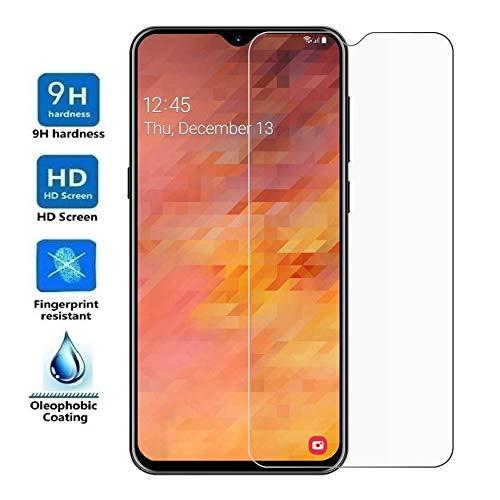 ELECTRÓNICA REY Protector de Pantalla para Samsung Galaxy M10 - M20 - A10, Cristal Vidrio Templado...