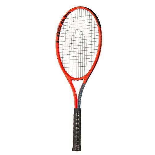 "HEAD Radical, Racchetta da Tennis Unisex, Grey/Orange, 27"""