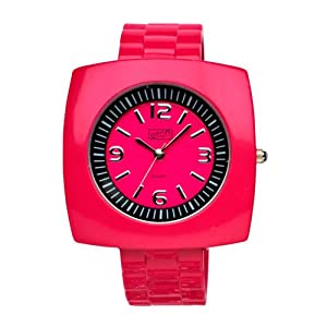Eton 2870-5 – Reloj para Mujer, Correa de Otros Materiales Color Rosa