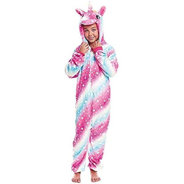 Disfraz Pijama Unicornio Cosmico Infantil Unisex (3-4 años) (+ ...