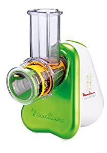 Moulinex dj753315 fresh express trancheuse 3 accessoires - Moulinex fresh express accessoire ...