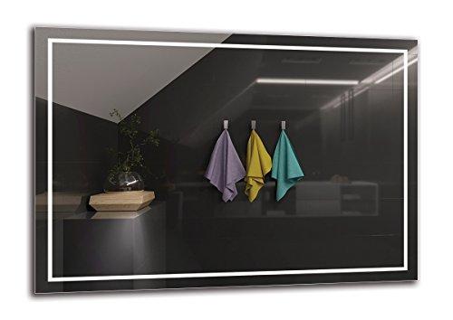 Espejo LED Premium   Dimensiones Espejo 100x70 cm