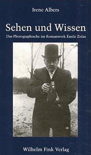 Sehen und Wissen (Theorie und Geschichte der Literatur und der Schönen Künste)