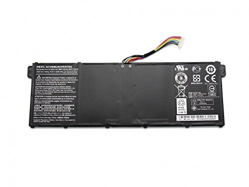 """Akku für Acer Aspire ES1-711 Serie (15,2V / 48Wh original) // Herstellernummer """"AC14B8K""""! Bitte vergleichen Sie Ihren Akku"""
