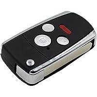 Mando a distancia para automóvil, botones 3 + 1, con botón de pánico adicional