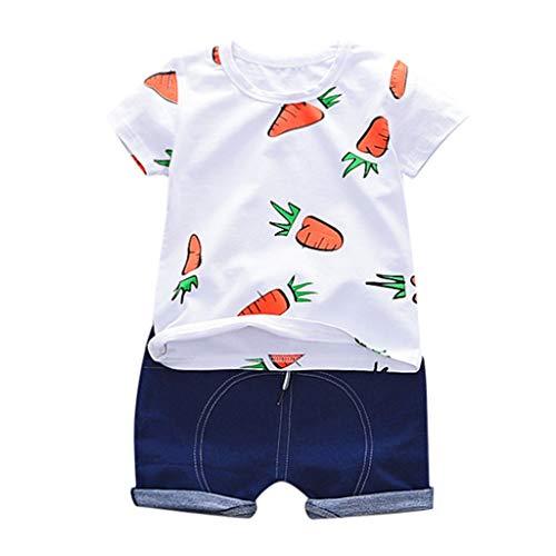 Berimaterry Conjuntos Camisa Bebé Niño