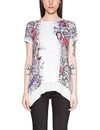 Desigual 18SWTKFJ Tops & T-Shirts Women