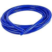 Ramair Filters vac8 mm-5 m-bl silicona Manguera de vacío, Azul, 8 mm x 5 m