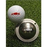 Best Tin Cup pelota de golf Marcadores - Tin Cup marcador de pelotas de–Disco para mostrar Review