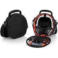 Gator g-club-headphone serie DJ auriculares y funda para accesorios