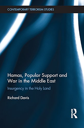 Hamas, Popular Support and War in the Middle East: Insurgency in the Holy Land (Contemporary Terrorism Studies) (English Edition)