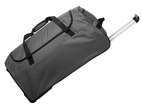 UHL Essential 2.0 Sports Koffer, 60 cm, liters, Mehrfarbig (Anthracita/Negro)