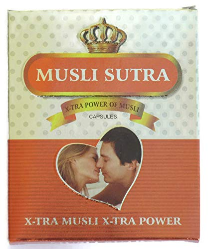 Zee Drugs Musli Sutra for Stamina Strength & Power - 10 Capsules