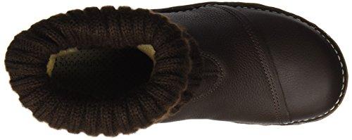 El Naturalista N097 Soft Grain Yggdrasil, Bottes Classiques Femme Marron (Brown)