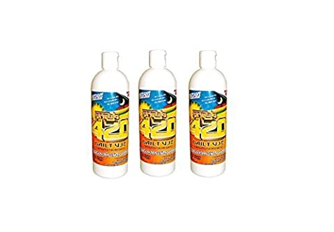 - Formula 420 Daily Use Concentrated 16oz. Makes 32oz. Glass, Pyrex, Metal and Ceramic Cleaner by Formula 409