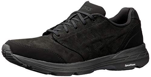 Asics Herren Gel-Odyssey Cross-Trainer Schwarz (Black 001), 46 EU