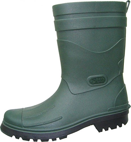 BOCKSTIEGEL® DIRK Hombres - Botas de goma de alta calidad (Tallas: 40
