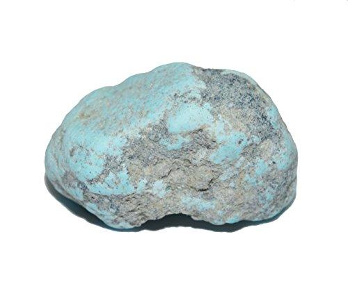 Türkis Rohedelstein Kristall natürlich 38.65 karat