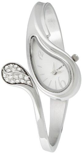 Timex Fashion Analog Silver Dial Women's Watch-E703