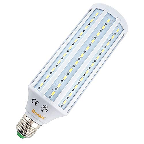Bonlux 40W E27 LED Studio-Glühlampe 5500K für Fotografie Video-Foto-Beleuchtung Full Spectrum Schraube ES LED-Tageslichtlampe