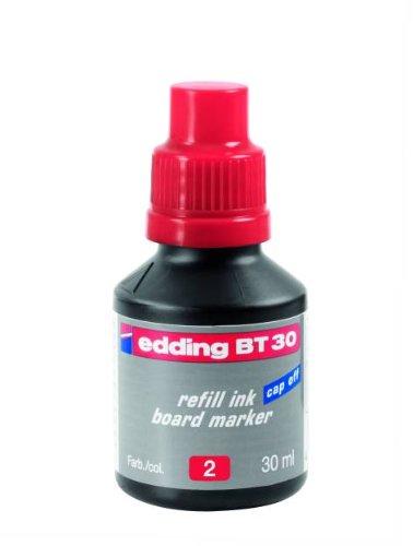 Nachfüll-Tusche T25 Rot Edding