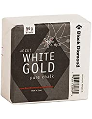 Solid White Gold Block