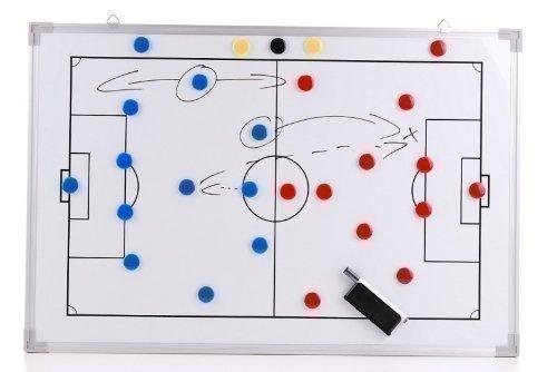 Magnet Taktiktafel Fußball - 60 x 45 cm