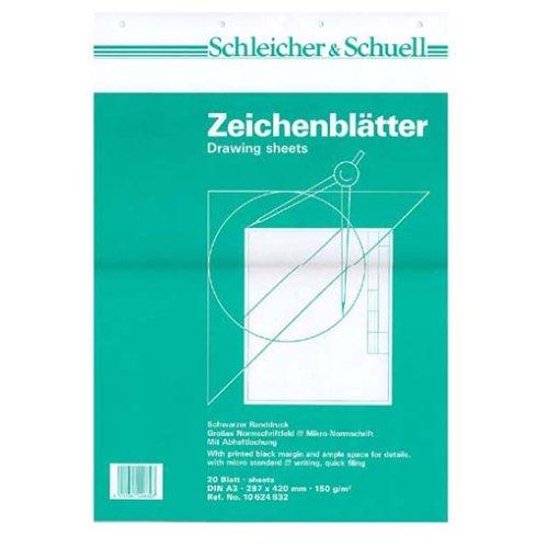 Technisches Zeichenpapier - A3