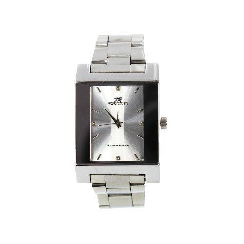 fortuner-duke-exclusive-men-watch-in-silvertone-stainless-steel-bracelet-silvertone-dial-for-gift-ap