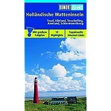 DuMont direkt Holländische Watteninseln - Texel, Vlieland, Terschelling, Ameland, Schiermonnikoog