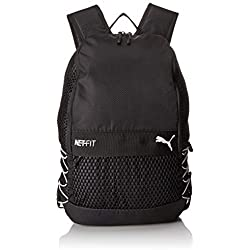 Puma Backpack Netfit Mochila, PUMA Black, OSFA