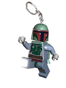 Lego Led - LG0KE19 - Star Wars - Porte-clés LED Boba Fett