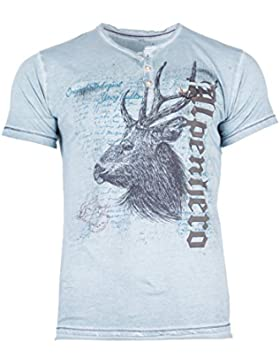 Stockerpoint Herren Trachten T-Shirt vers. Modelle
