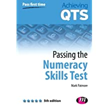 Passing the Numeracy Skills Test, Fifth Edition (Achieving QTS Series)