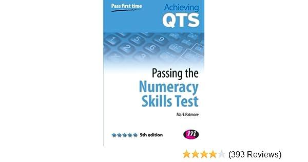 passing the literacy skills test johnson jim