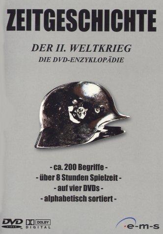 Der Zweite Weltkrieg: Die DVD-Enzyklopädie (4 DVDs) Enzyklopädie Des Dokumentarfilms