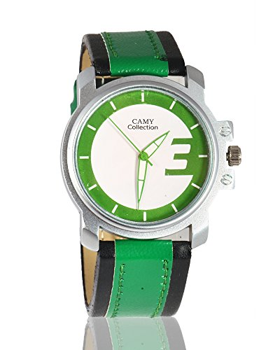 Fusine™ Camy Fashionable Multi-Wear Leather Watch for Men (Camy 1)