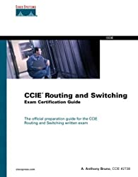 CCIE Routing and Switching Exam Certification Guide, w. CD-ROM (Exam Certification Guides)