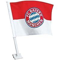FC Bayern Autofahne