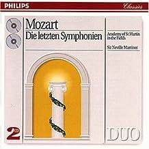 Mozart - Die letzten Symphonien
