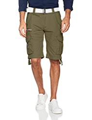 Geographical Norway SN013H/GN, Pantalones Cortos Para Hombre