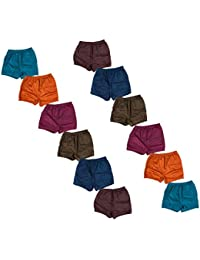 YASIQ Girls' Panty, Set of 12
