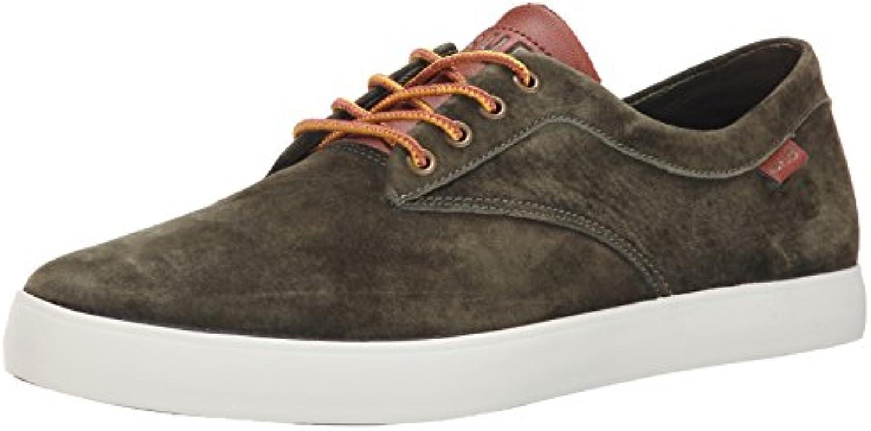 HUF Skateboard Shoes Sutter Olive Size 8  -